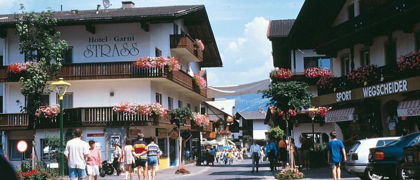 Hotel Garni Strass, Mayrhofen, Austria - Exterior.jpg